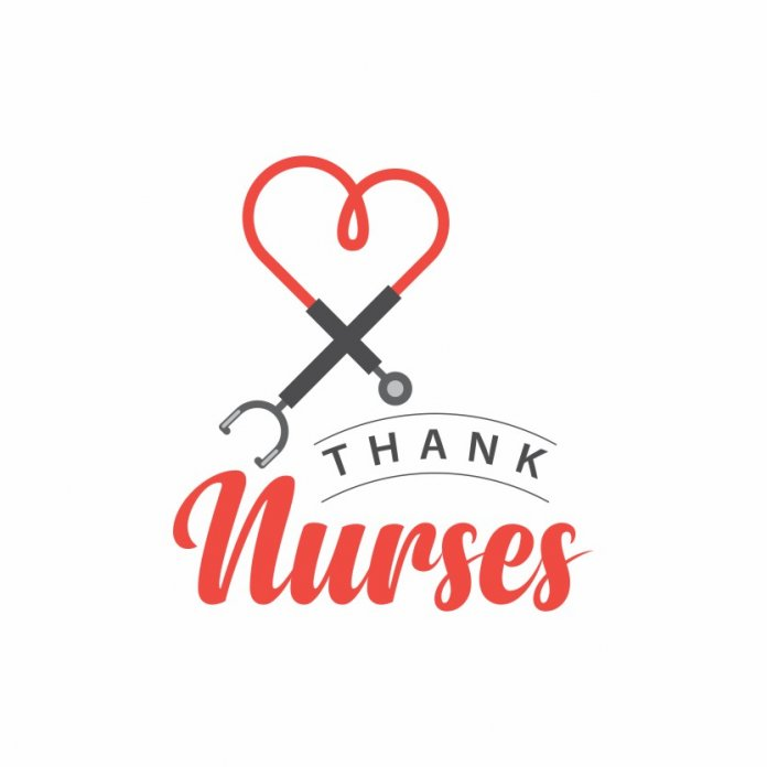 patients thank their nurses